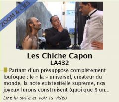 Les Chiche Capon - LA432